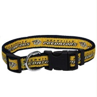 Nashville Predators Pet Collar By Pets First