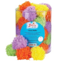 One Inch Glitter Balls - Multi-packs - Cat Toy
