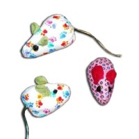 Catnip Mice  - Cat Toy